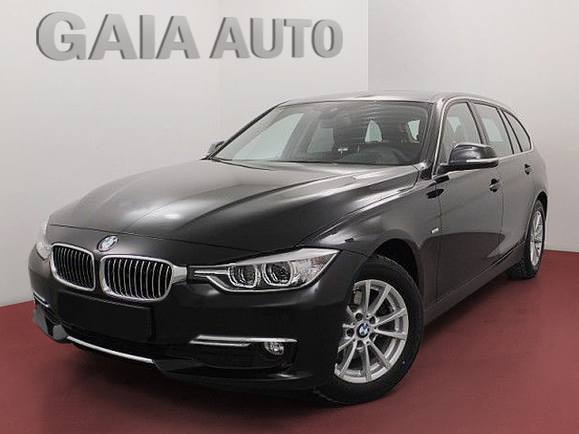 BMW 318D TOURING LUXURY LINE